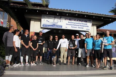 Prizegiving Melges_Top_3